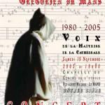 1980-2005 Voix de la Maîtrise de la Cathédrale